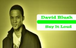David Blush - Say It Loud