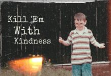 Disbanded The Band - Kill Em With Kindness