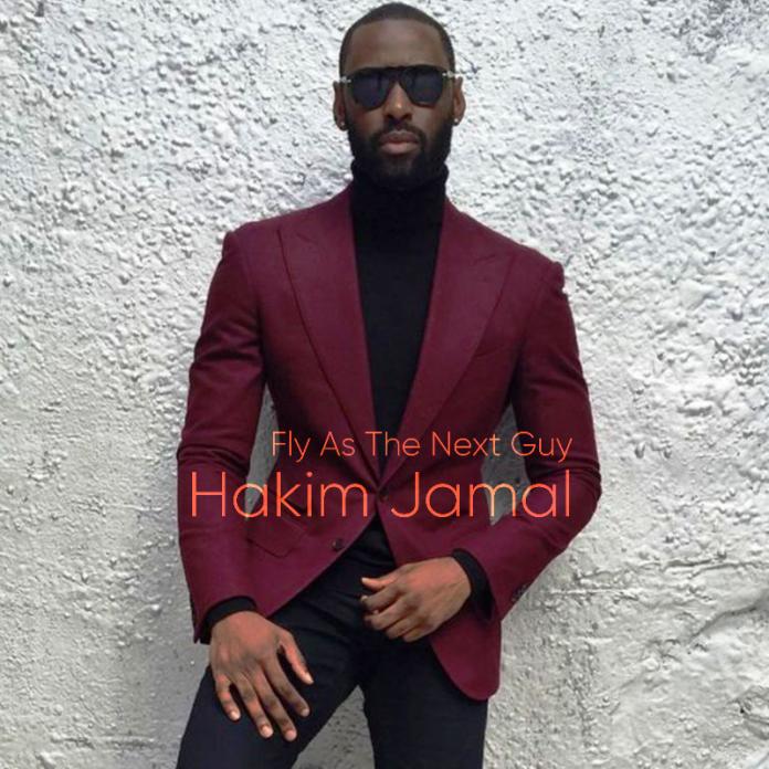 Hakim Jamal - Fly As The Next Guy