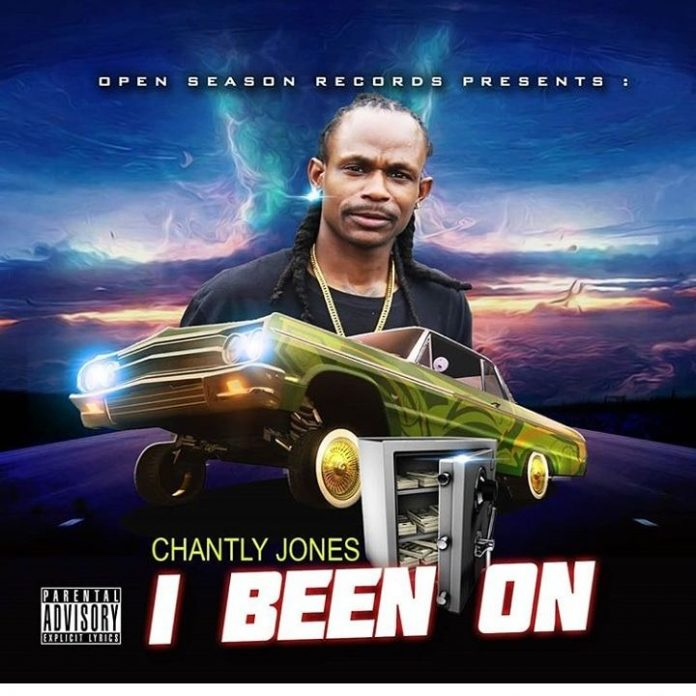 Chantly Jones - I been on