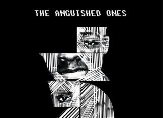 Roi C Gilmore - The Anguished Ones