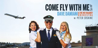 Dave Damiani & the No Vacancy Orchestra - Come Fly With Me