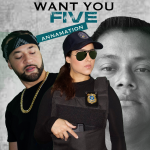 Annamation and Five - Want You