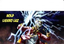 Ligero Luz - Hold