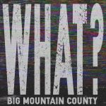 Big Mountain County - What?
