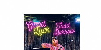 TODD BARROW - GOOD LUCK
