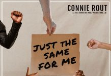Connie Rout - Just The Same For Me