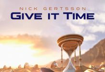 Nick Gertsson - Give it Time