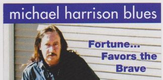 Michael Harrison - Fortune Favors the Brave