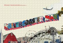 Honeymooners - Rollercoaster Man